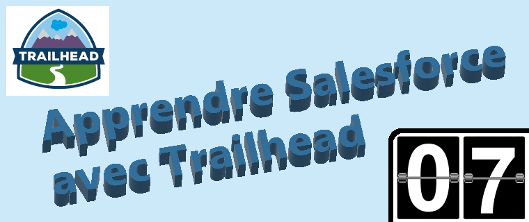 Auto Formation Salesforce Trailhead